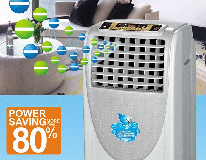 klimager t aircooler luftbefeuchter ionisator ventilator klima 130 watt neu ebay. Black Bedroom Furniture Sets. Home Design Ideas